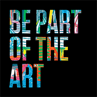Be Part of the Art Logo - Emily Karaka