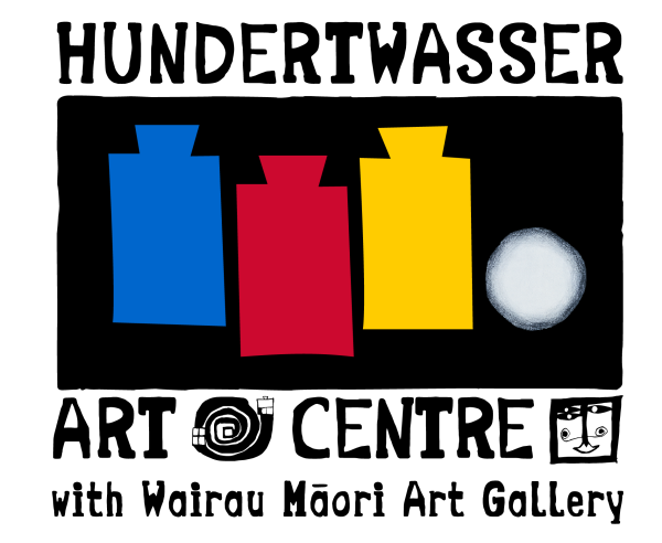 Hundertwasser Art Centre with Wairau Maori Art Gallery logo