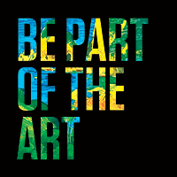 Be Part of the Art Logo - Michael Smither