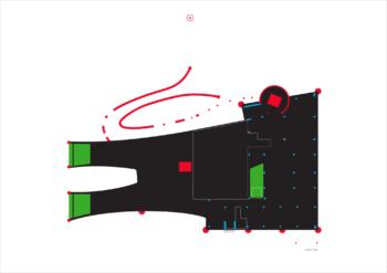 Hundertwasser Footprint - Billy Apple
