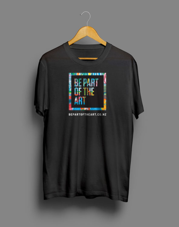 Be Part of the Art T-Shirt